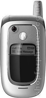 Motorola V235 closed
