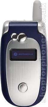Motorola V555 Closed