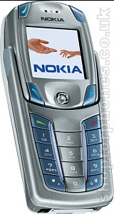 Nokia 6820 Closed