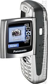 Panasonic X300 flip screen