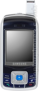 Samsung D710 closed