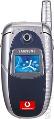 Samsung E310 closed